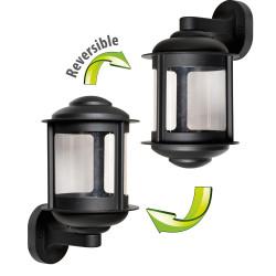 Applique Extérieure Réversible 100W E27 LODENA + 1 Ampoule Offerte