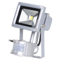 Projecteur LED COB Extérieur 10W Détecteur de Présence WOLTZ