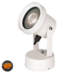 Spot à fixer LED 12W blanc