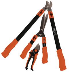 Jeu de 3 outils de coupe