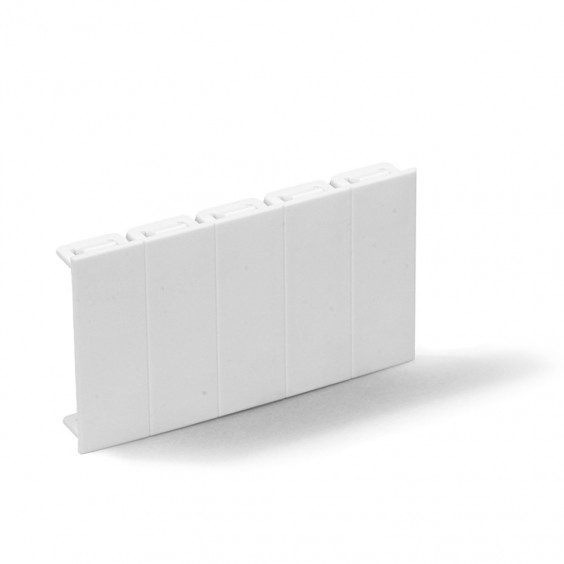 Obturateur 9 modules sectionnable