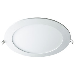 spot compact downlight led 18w blc neutre