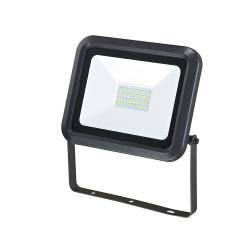 PROJECTEUR LED EXTRA PLAT 30W+CABLE 50CM