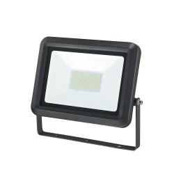 PROJECTEUR LED EXTRA PLAT 100W+CABLE 50CM