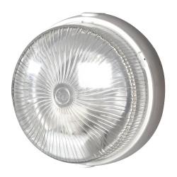 Hublot extérieur blanc 60 W - IP44