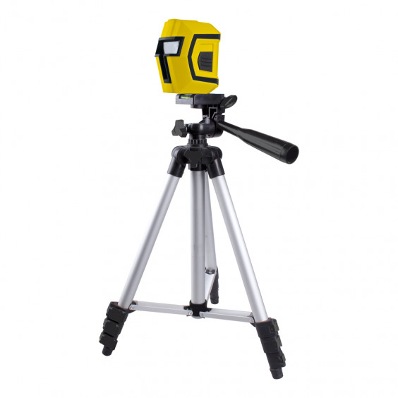 Niveau laser en croix auto-ajustable et trépieds 102 cm