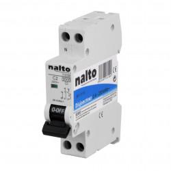 Disjoncteur 2A 1P+N NALTO