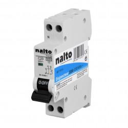 Disjoncteur 20A 1P+N NALTO