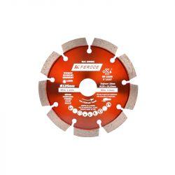 Disque Diamant Segment Laser 125 x 22.23 mm FEROCE